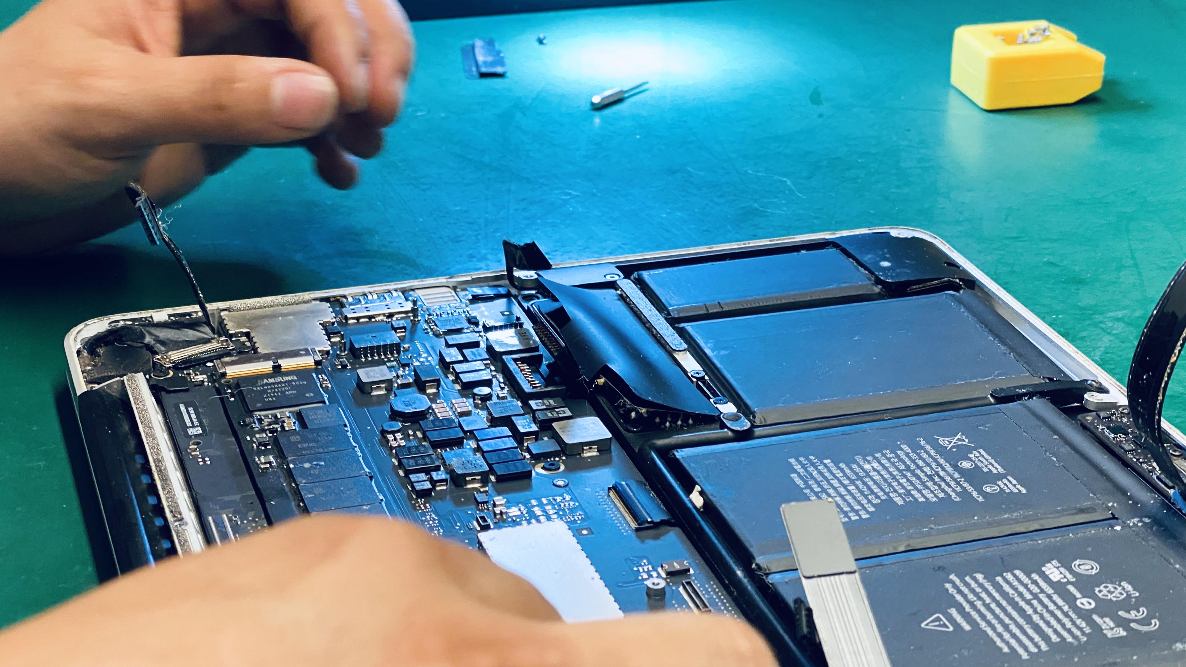 Battery Replacement frisco texas mac repair