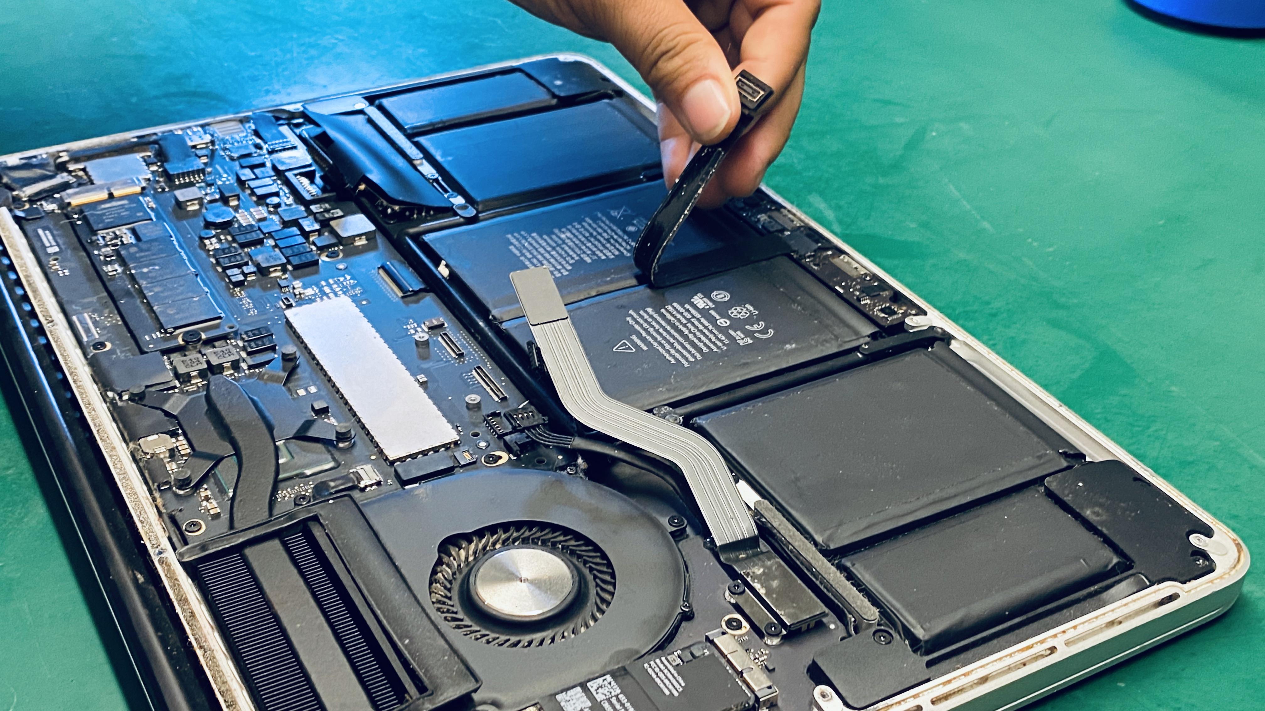 mac trackpad repair ifixly