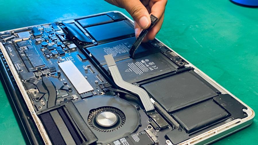 Mac repair Melissa
