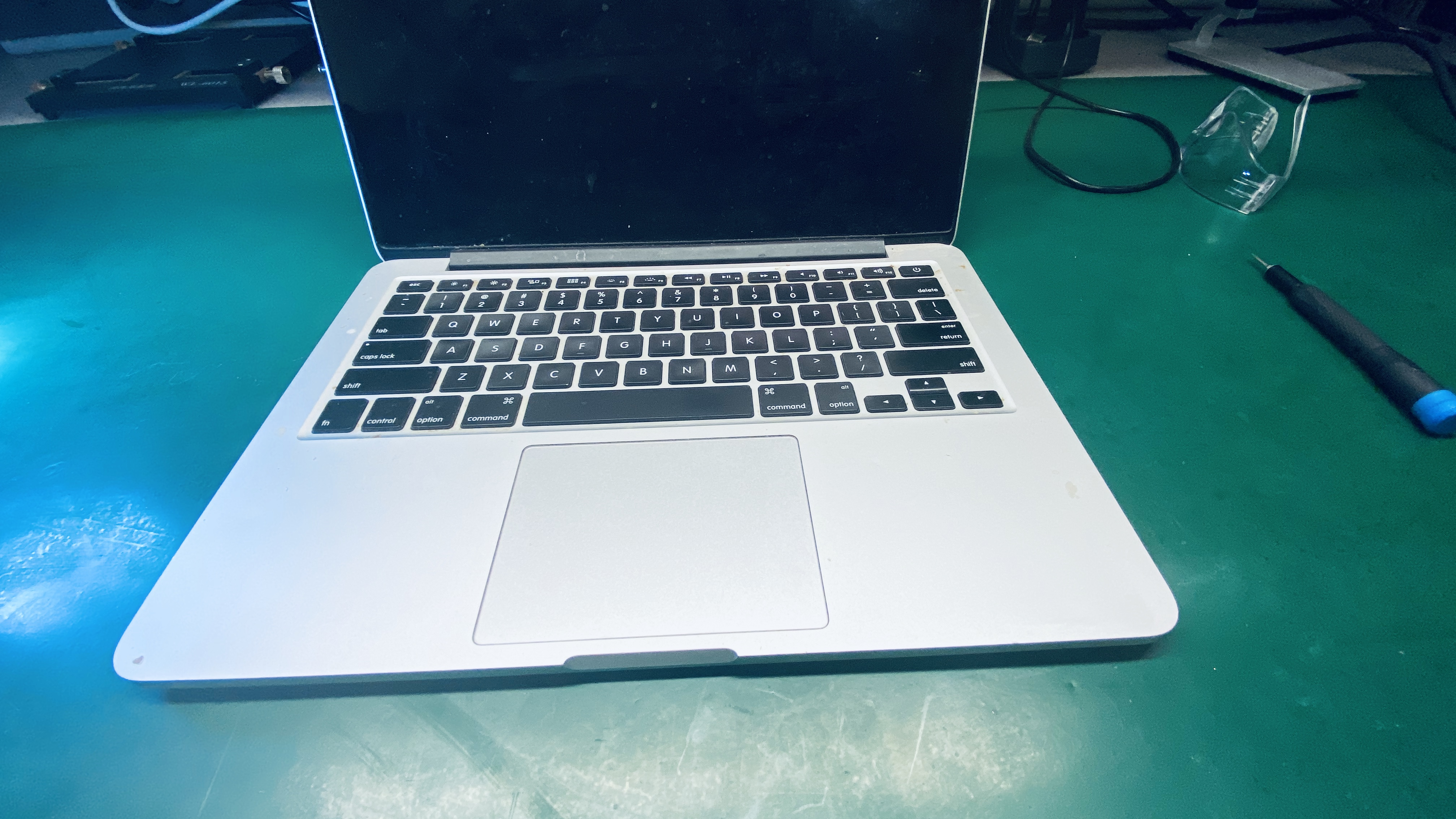 macbook does not turn on