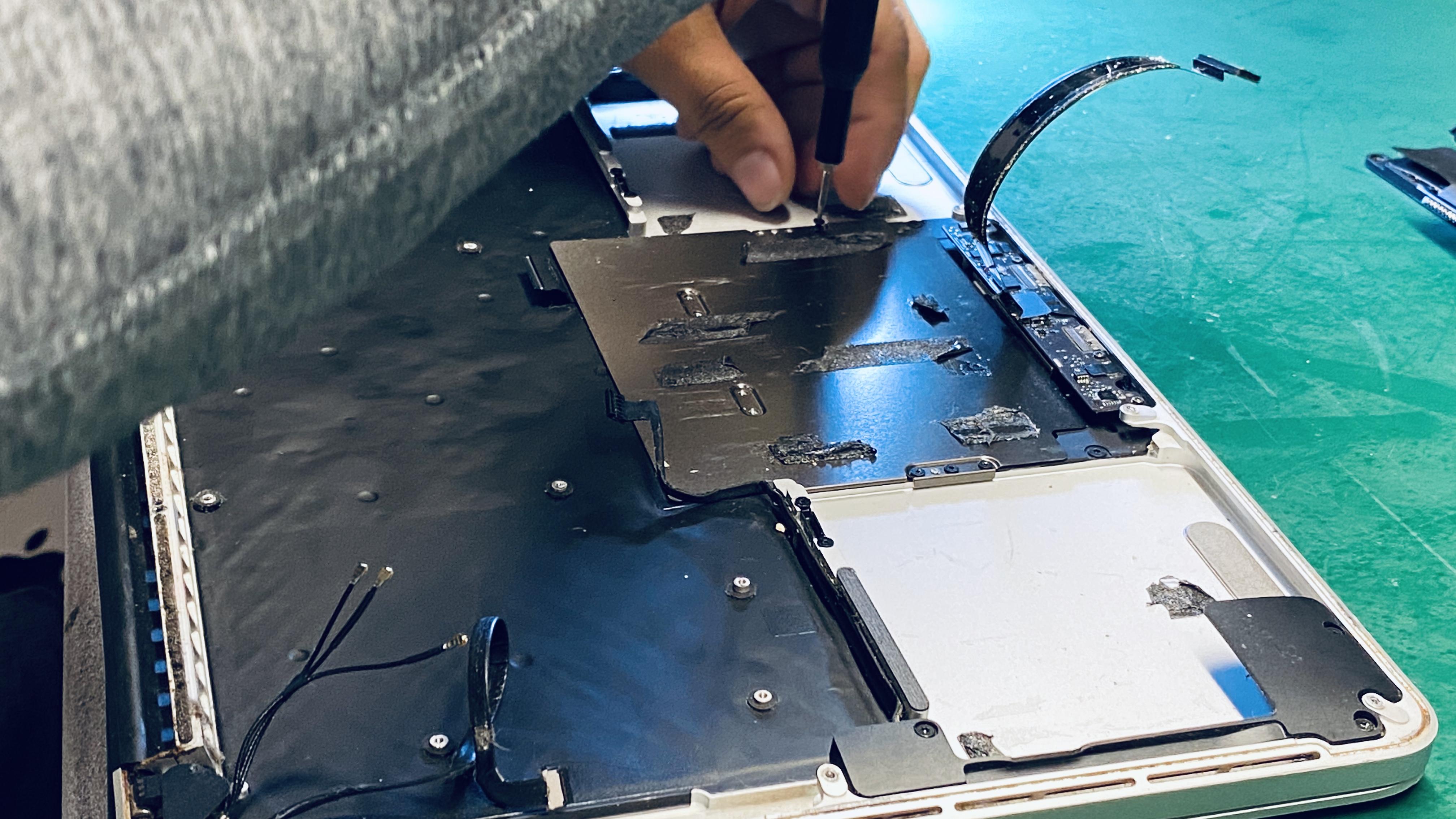 slow macbook repair service frisco
